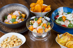 Combo 3 Ceviches