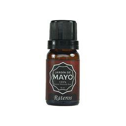 Aceite rateros combinación de aceites esenciales y aceite
