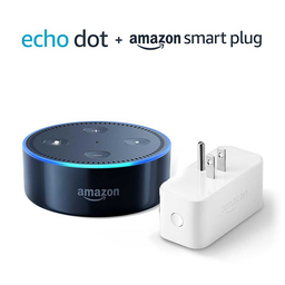 Kit Domótica Enchufe Inteligente Smart Plug Amazon Echo Dot