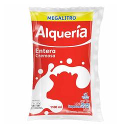 Leche Entera Alqueria X 1100 Ml
