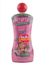 Shampoo Romero Arruru Unidad 400 Ml