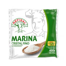 Sal Marina Refisal Bolsa 400 Gr