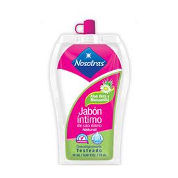 Jabon Intimo Nosotras Herbal Nosotras Unidad 18 Ml