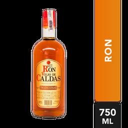 Ron Tradicional - Viejo De Caldas - Botella 750 Ml