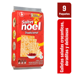 Saltin Noel Crackers