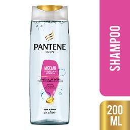 Shampoo Pantene Pro-V Micelar Purifica & Hidrata 200 ml