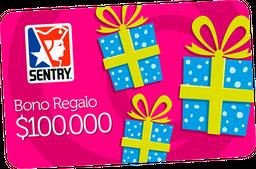 Bono Regalo Home Sentry $100.000