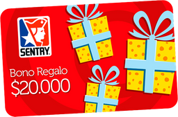 Bono Regalo Home Sentry $20.000