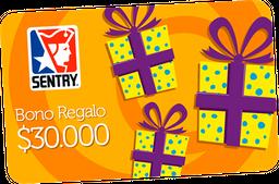 Bono Regalo Home Sentry $30.000