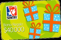 Bono Regalo Home Sentry $40.000