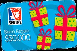 Bono Regalo Home Sentry $50.000