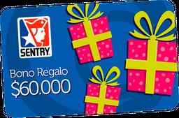 Bono Regalo Home Sentry $60.000
