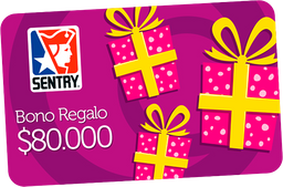 Bono Regalo Home Sentry $80.000