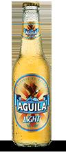 Cerveza Aguila Light