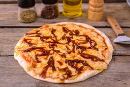 Pizza de Cebolla Caramelizada