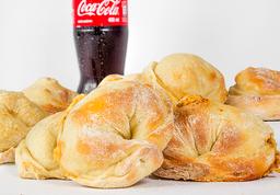 Combo Mini Panzerotti x 8 con Coca Cola