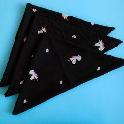 Pañoleta Unicornios