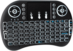 Teclado Inteligente Mini Keyboard