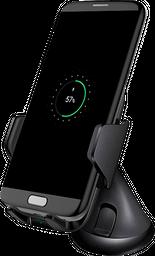 Cargador inalámbrico NFC con soporte para carro
