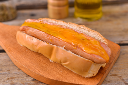 Hot Dog Suizo