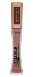 Labial L'Oréal Paris Les Chocolats Pro-Matt Chocolate x 6.3 Ml