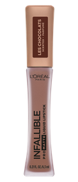 Labial L'Oréal Paris Les Chocolats Pro-Matte Bittersweet x 6.3Ml