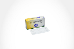 Loperamida Mk Tab 2 Mg Oral Caj 6 Un