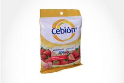 Cebion Tab Mas 500 Mg Oral Fresa Sob 12 Un