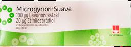 Microgynon Suave Tab 20-100 Mcg Oral Caj 21 Un