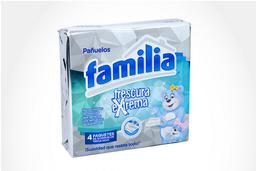 Pañuelos Familia Bolsillo/Frescu Extr Bol 40 Un