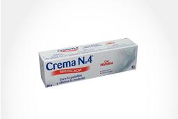 Crema N° 4 Emu - Topica Medicada Tub 60 G