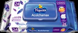 Toallotas Húmedas Pequeñín Acolchama X24 Und