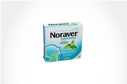 Tecnoquimicas Noravert Garganta Menta Caja X 12 Tabletas