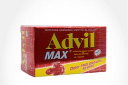 Advil Max Cap Glt Bla - Oral Caj 16 Un