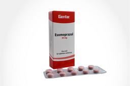 Esomeprazol Genfar Tab 20 Mg Oral Cja 10 Un