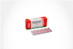 Esomeprazol Genfar Tab 40 Mg Oral Cja 10 Un