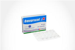 Omeprazol Ag Cap Dur 20 Mg Oral Caj 30 Un