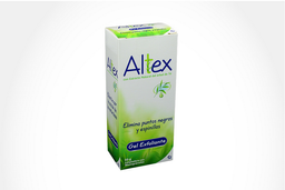 Exfoliante Altex Gel Topica Tub 50 G