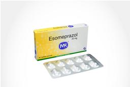 Esomeprazol Mk Tab Rec 20 Mg Oral Caj 10 Un