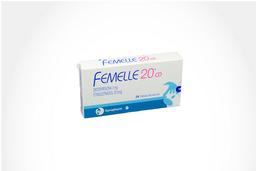 Femelle Tab 3-0,02 Mg Oral Caj 28 Un