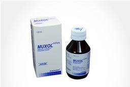 Muxol Sol Jar 30 Mg Oral Niños Fra 120 Ml