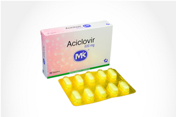 Aciclovir Mk Tab 800 Mg Oral Caj 10 Un