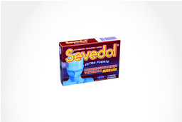 Sevedol Extra Fuerte Tab Rec 400-250-65Mg Oral Caj 8 Un