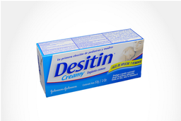 Unguento Antipañalitis Desitin Ung Topica Creamy Tub 57 G