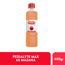 Pedialyte 60 Sol 1,70G/Ml Oral Manzana Con Zinc Fra 500 Ml