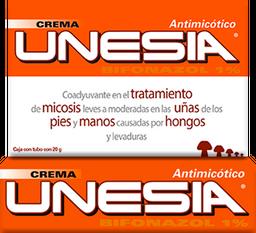 Unesia Crema Antimicotico 20 G