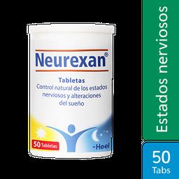 Neurexan Tabletas X 50