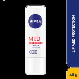 Labial Nivea Medicado 4.8g