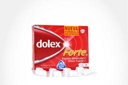 Dolex Forte Nf Tab 500-65 Mg Oral Caj 8 Un