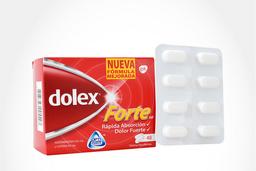 Dolex Forte Nf Tab 500-65 Mg Oral Caj 48 Un